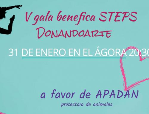 V Gala Benéfica STEPS a favor de APADAN