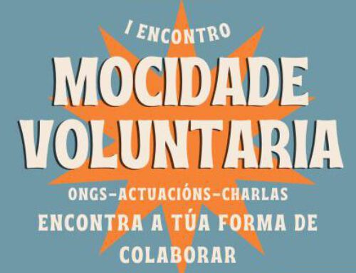 APADAN participa en el I Encontro Mocidade Voluntaria que organiza el Concello de Oleiros
